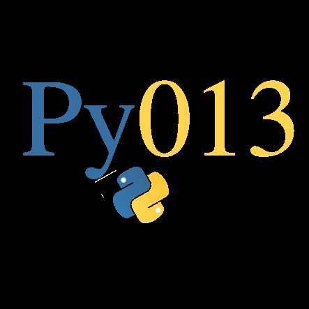 Py013
